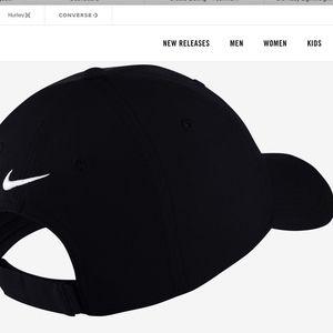 fbaad7dfc NWT Nike AeroBill Legacy 91 Adjustable Golf Hat NWT